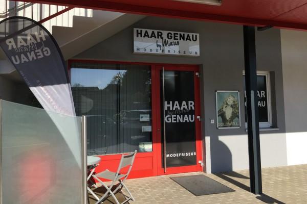 Haar-Genau by Mario